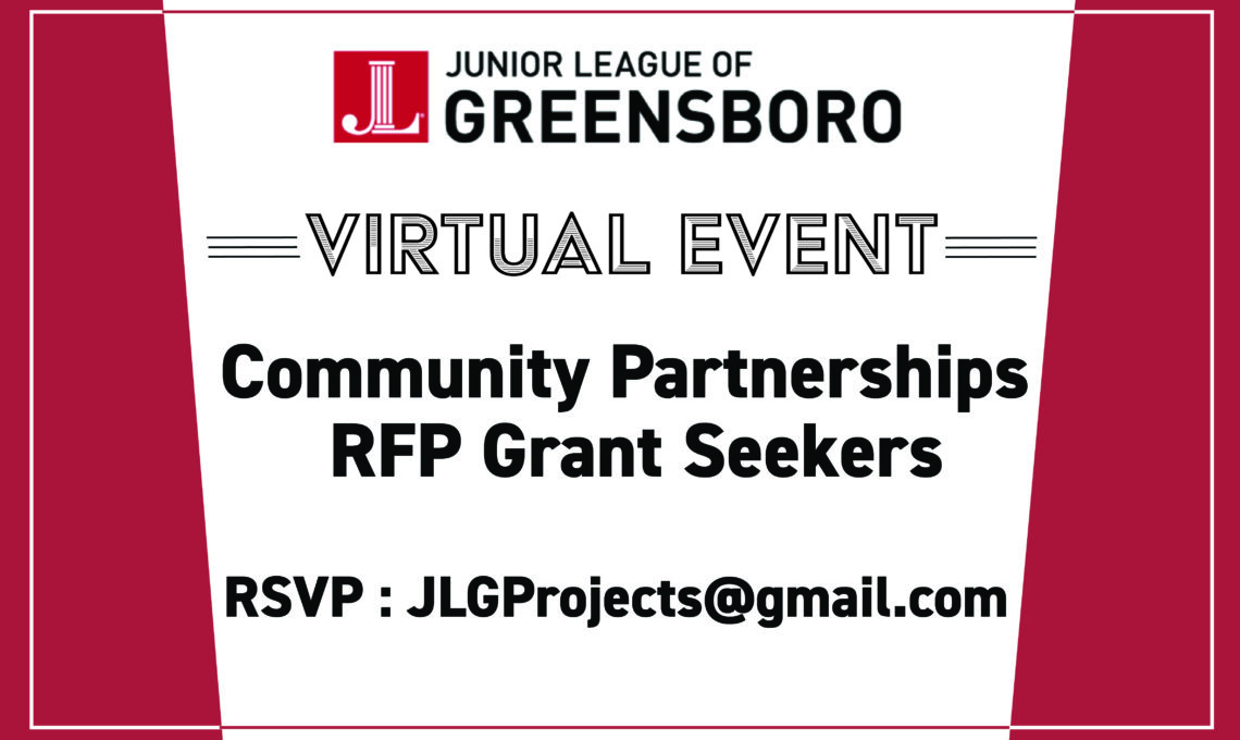 Community Partnerships RFP Grant Seekers